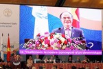 """""""Tuyên bố Hà Nội"""" sẽ được IPU gửi tới Liên Hợp Quốc"""