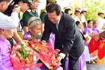 Vinh quang thuộc về các liệt sĩ, các mẹ Việt Nam anh hùng