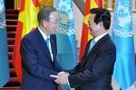 Tổng thư ký Liên hợp quốc: Tôi rất quan tâm đến vấn đề Biển Đông