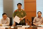 """Giám đốc Công an Hà Nội phản đối """"quyền im lặng"""""""