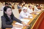 Quốc hội thông qua 4 dự án luật quan trọng