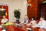 Tổng Bí thư hy vọng Hoa Kỳ có hành động phù hợp về vấn đề Biển Đông