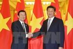 Việt Nam-Trung Quốc nhất trí tạo môi trường tốt đẹp cho quan hệ 2 nước