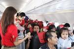 Được mua hàng miễn thuế trên chuyến bay đến Việt Nam