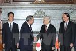 Nhật Bản và Việt Nam cần hợp tác duy trì hòa bình trên biển