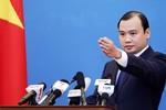 Trung Quốc bất chấp luật pháp quốc tế, tiếp tục vi phạm chủ quyền Việt Nam