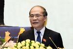"""Chủ tịch Quốc hội liên tục """"truy"""" Bộ trưởng Nguyễn Thái Bình"""