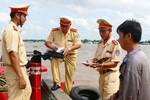 Phạt đến 75 triệu đồng vi phạm hành chính lĩnh vực giao thông đường thủy nội địa