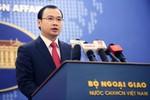 Việt Nam phản đối Trung Quốc bay thử nghiệm tại đá Chữ thập thuộc Trường Sa