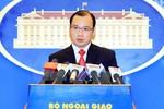 Việt Nam yêu cầu Trung Quốc rút giàn khoan 981 khỏi cửa Vịnh Bắc Bộ