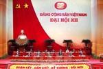 Những hình ảnh đẹp trong lễ khai mạc Đại hội 12 của Đảng