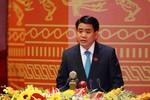 Chủ tịch Hà Nội, ông Nguyễn Đức Chung phát biểu điều gì ở Đại hội Đảng?