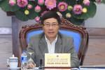 Phó Thủ tướng Phạm Bình Minh nói về quan hệ với Trung Quốc