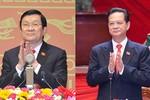 Chủ tịch nước, Thủ tướng được giới thiệu tái cử Trung ương khóa XII