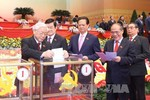4 người được đề cử chức danh lãnh đạo chủ chốt trúng cử khóa XII