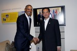 Tổng thống Obama nói gì với Thủ tướng Nguyễn Tấn Dũng về tình hình Biển Đông?