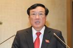 Ông Nguyễn Hòa Bình: Vẫn còn oan sai trong giải quyết án hình sự