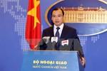 Việt Nam đặc biệt lo ngại tình trạng quân sự hóa Biển Đông