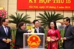 Hà Nội đã có 3 tân Phó Chủ tịch sau phiên họp bất thường