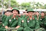 Chính sách mới đối với hạ sĩ quan, binh sĩ quân đội