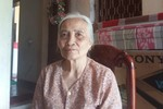 Nước mắt, nỗi cơ cực của người phụ nữ 34 năm đi tìm công lý