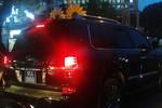 Tổng Bí thư yêu cầu kiểm tra việc Phó chủ tịch Hậu Giang đi xe tư gắn biển xanh