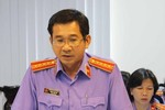 Cần phải thẩm tra tư cách Đại biểu Quốc hội đối với ông Dương Ngọc Hải