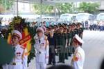 Trang trọng lễ tang 9 quân nhân phi hành đoàn CASA-212