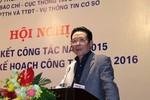Ông Hoàng Vĩnh Bảo giữ chức Thứ trưởng Bộ Thông tin và Truyền thông