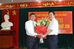 Thủ tướng phê chuẩn nhân sự tỉnh Cao Bằng