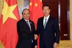 Thủ tướng Nguyễn Xuân Phúc thăm chính thức Trung Quốc