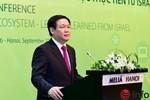 Phó Thủ tướng Vương Đình Huệ nói về khởi nghiệp