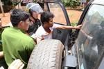 Bảo vệ rừng được sử dụng một số công vụ hỗ trợ