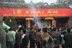 Xây dựng Khu trung tâm lễ hội thuộc Khu di tích lịch sử - văn hóa thời Trần