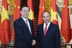 Quan hệ Việt Trung đã duy trì xu thế phát triển tích cực, đi vào chiều sâu