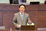 Bộ trưởng Trần Hồng Hà nói kiểm soát chặt chẽ quy trình hoạt động của Formosa