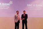 BAC A BANK nhận hai giải thưởng danh giá