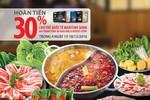 Chủ thẻ quốc tế Maritime Bank được hoàn tiền 30% khi thưởng thức ẩm thực Châu Á