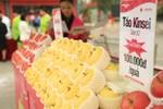 Intimex Việt Nam chính thức mở bán táo Aomori Nhật Bản mùa 2016