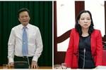 Kỷ luật hai Thứ trưởng Bộ Nội vụ