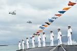 Đã biên chế đủ 6 tàu ngầm Kilo vào Hải Quân