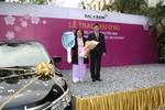 BAC A BANK trao thưởng ô tô Camry 2.0E cho khách hàng may mắn