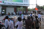 Vietcombank không bị tổn thất sau vụ cướp ở Trà Vinh