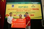 VASS tài trợ bảo hiểm Giải vô địch bóng bàn toàn quốc Báo Nhân Dân 2017
