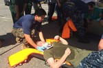 Nâng cao tính chuyên nghiệp của lực lượng tìm kiếm cứu nạn