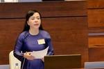 Bộ trưởng Nguyễn Thị Kim Tiến kêu gọi lương tri của các nhà sản xuất thực phẩm
