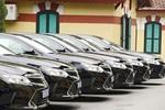 Quốc hội thông qua luật, cấm sử dụng xe ô tô cho, biếu tặng vượt quá quy định