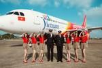 6 tháng đầu năm, Vietjet tăng 20% số lượng chuyến bay
