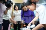 Bộ trưởng Y tế kiểm tra chống dịch sốt xuất huyết tại Thành phố Hồ Chí Minh
