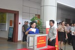 Bộ Y tế quyên góp ủng hộ đồng bào các tỉnh Tây Bắc